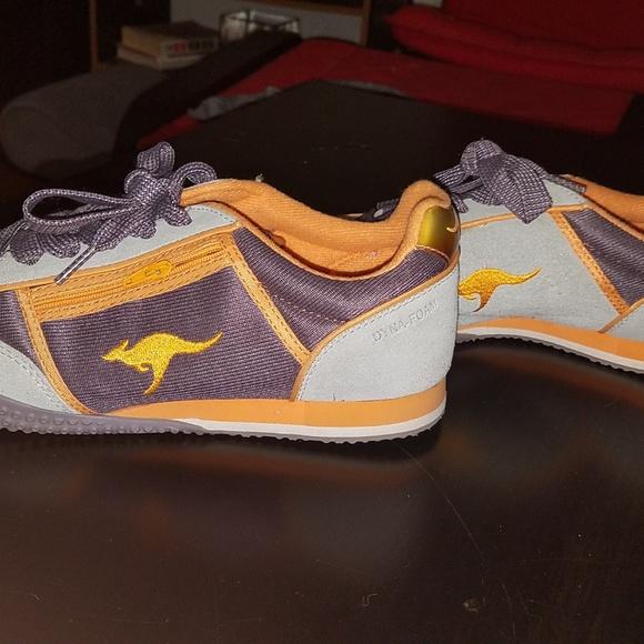 Kangaroos Dyna Sock 90s sneakers keds 9